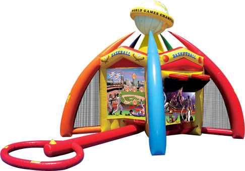 Sports Games Inflatable Rental Cleveland TN