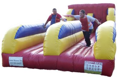 Bungee Run Inflatable Rental Chattanooga TN