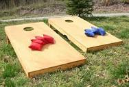 Corn Hole Back Yard Game