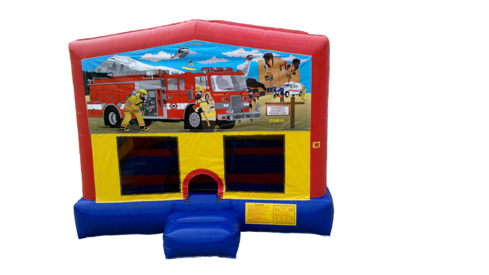 Fire-Truck-Theme-Moonwalk-Bounce-House-Cleveland-TN