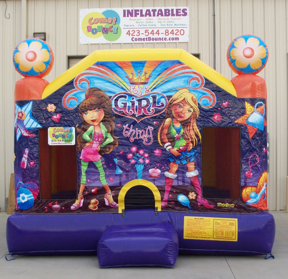 Its-A-Girl-Thing-Moonwalk-Bounce-House-TN