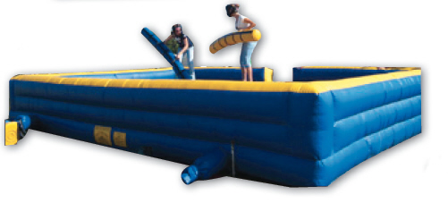 Joust Arena Inflatable Rental Cleveland TN